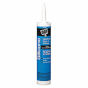 100% SILCONE SEALANT WINDOW,CLEAR,300ML