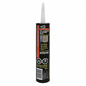 TUB SURROUND ADHESIVE TAN 305ML