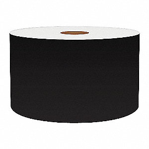 3IN BLACK VINYL TAPE, 150FT