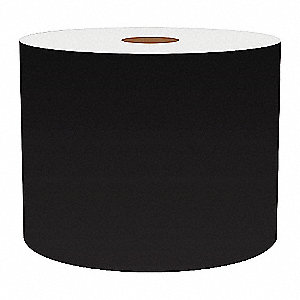 4IN BLACK VINYL TAPE, 150FT