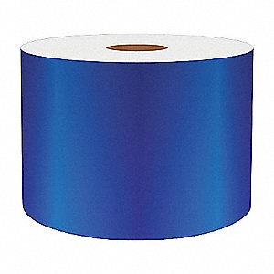 3IN BLUE REFLECTIVE VINYL, 75FT