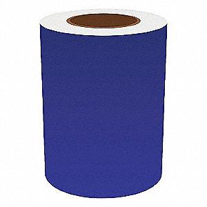 7IN BLUE VINYL TAPE, 150FT