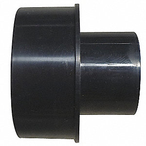 Adapter,4 to 2-1/2 In.