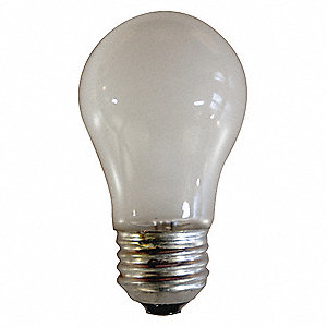 Appliance Light Bulb, 40 Watt