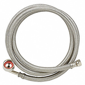 Dishwsher Hse 6 Ft, 3/4In Hose Conn