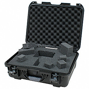 Case,19-13/16 In Lx16 In Wx,Black