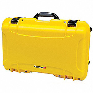 Case,22 In Lx14 In Wx9 In D,Yellow
