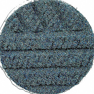 Blue Recycled PET Fabric, Entrance Runner, 6 ft. Width, 12 ft. Length