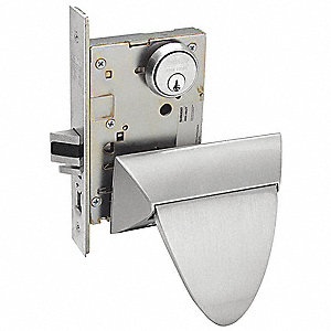 Mortise Lock, Push/Pull, Entrance/Office