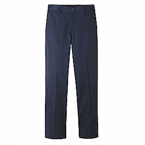 "Navy Pants, UltraSoft®, Fits Waist Size: 30"", 34"" Inseam, 12.4 cal./cm2 ATPV Rating"