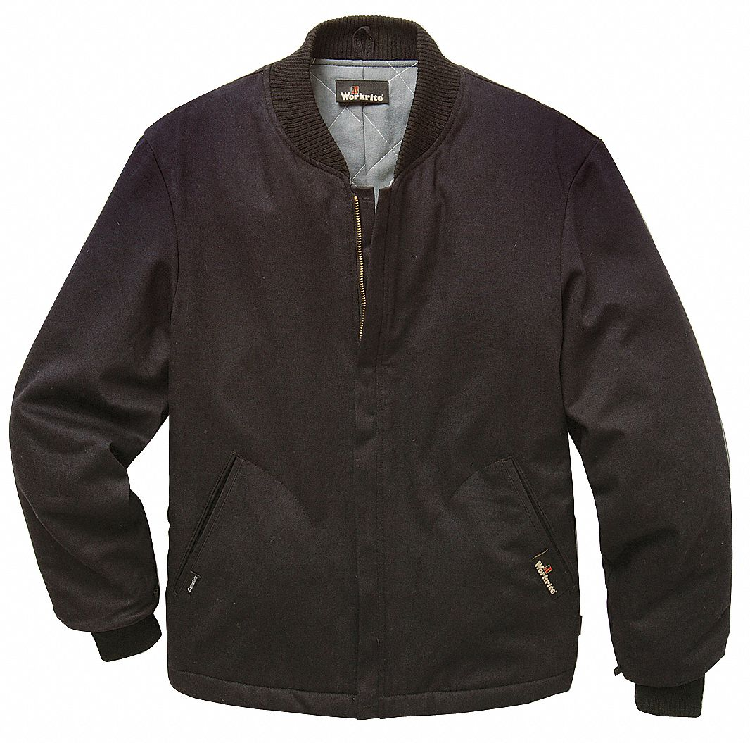 Flame Resistant And Arc Flash Coat And Jacket Liners