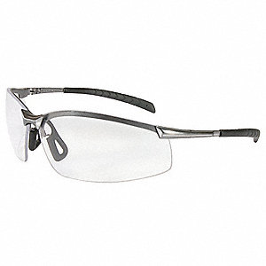 GX-8™ Scratch-Resistant Safety Glasses, Clear Lens Color