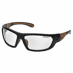 Carbondale Anti-Fog, Scratch-Resistant Safety Glasses, Clear Lens Color