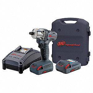 CORDLESS IMPACT WRENCH KIT,20V,3/8 IN.