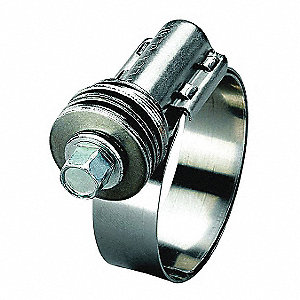 CLAMP HOSE FLEX GEAR HD SIZE 762