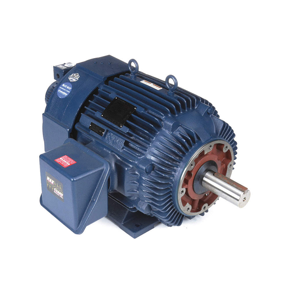 MARATHON MOTORS 60 HP Vector Motor,3-Phase,1180 Nameplate RPM,230 ...