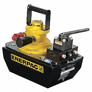 Air Powered Air Hydraulic Pump; Capacity (PSI): 10,000