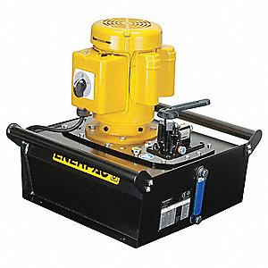 Electric Hydraulic Pump >> Enerpac Electric Hydraulic Pump With Manual 3 Way 2 Position