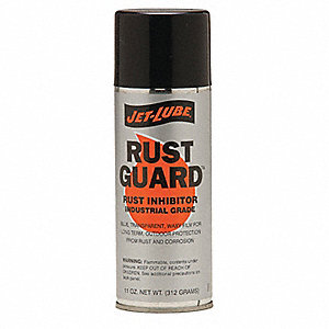 Corrosion Inhibitor, Dry Lubricant Film, 280°F Max. Operating Temp., 11 oz. Aerosol Can