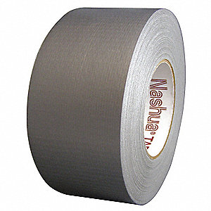 Duct Tape,4 In x 60 yd,9 mil,Silver