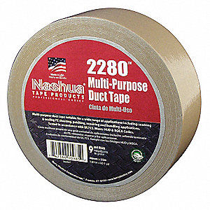 "1-7/8"" x 60 yd. Duct Tape, Tan"