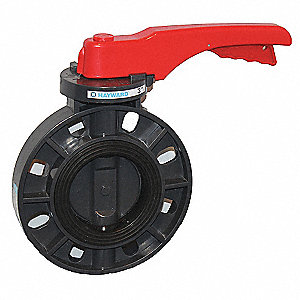 BUTTERFLY VALVE,8 IN,GEAR HANDLE