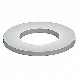 "2.5"" OD, 1.375"" ID Toilet Support Stop For Use With Big John Toilet Supports"