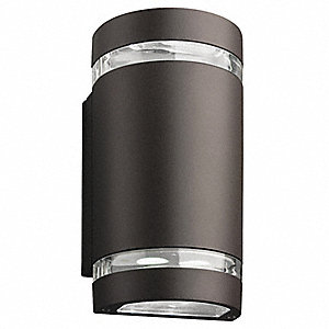 Lithonia Lighting Led Wall Cylinder Up Down Light