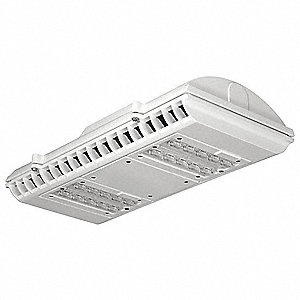 "17-3/4"" x 8-1/2"" x 3-7/16"" LED Parking Garage Light with 4675 Lumens"