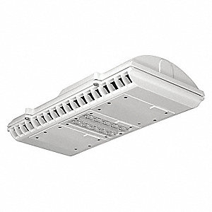 "17-3/4"" x 8-1/2"" x 3-7/16"" LED Parking Garage Light with 3241 Lumens"