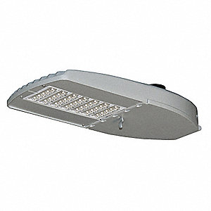35 Watt LED Roadway Light, 3319 Lumens, 4000K Color Temp., 100,000 hr. Fixture Rated Life