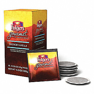 Coffee, 0.35 oz., Package Quantity 108