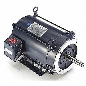Marathon motors 15 hp close coupled pump motor 3 phase for 15 hp 3 phase motor
