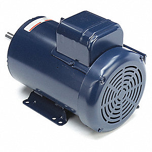5 HP Close-Coupled Pump Motor,Capacitor-Start/Run,3530 Nameplate RPM,230 Voltage,184JM