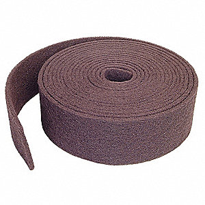 "Abrasive Roll,6"" W x 30 ft.L,180 to 360G"