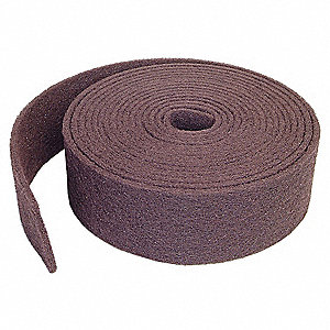 "Abrasive Roll,4"" W x 30 ft.L,100 to 150G"
