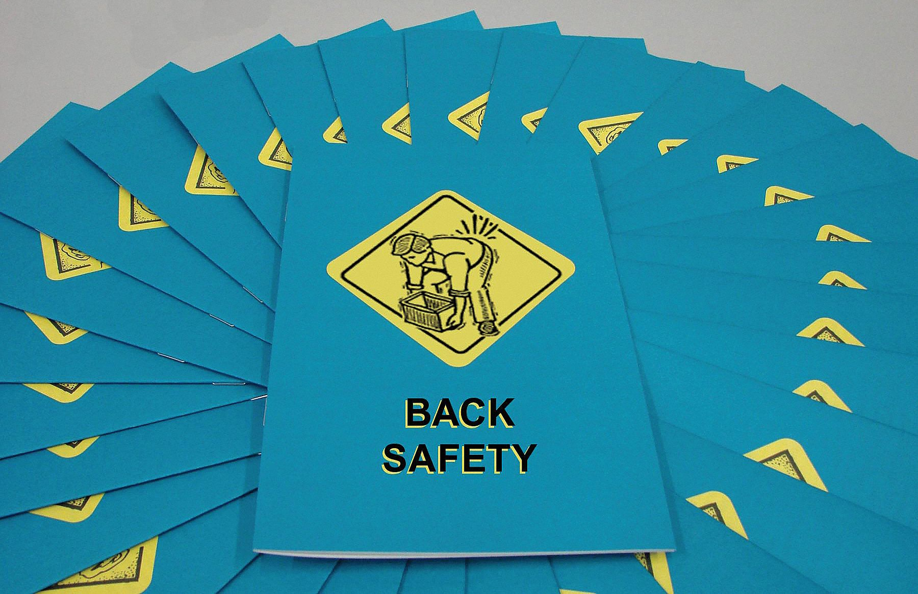 Book/Booklet,  Back Safety/Ergonomics,  English,  PK 15