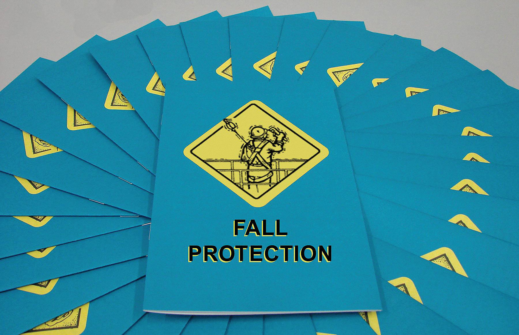 Book/Booklet,  Fall Safety,  English,  PK 15