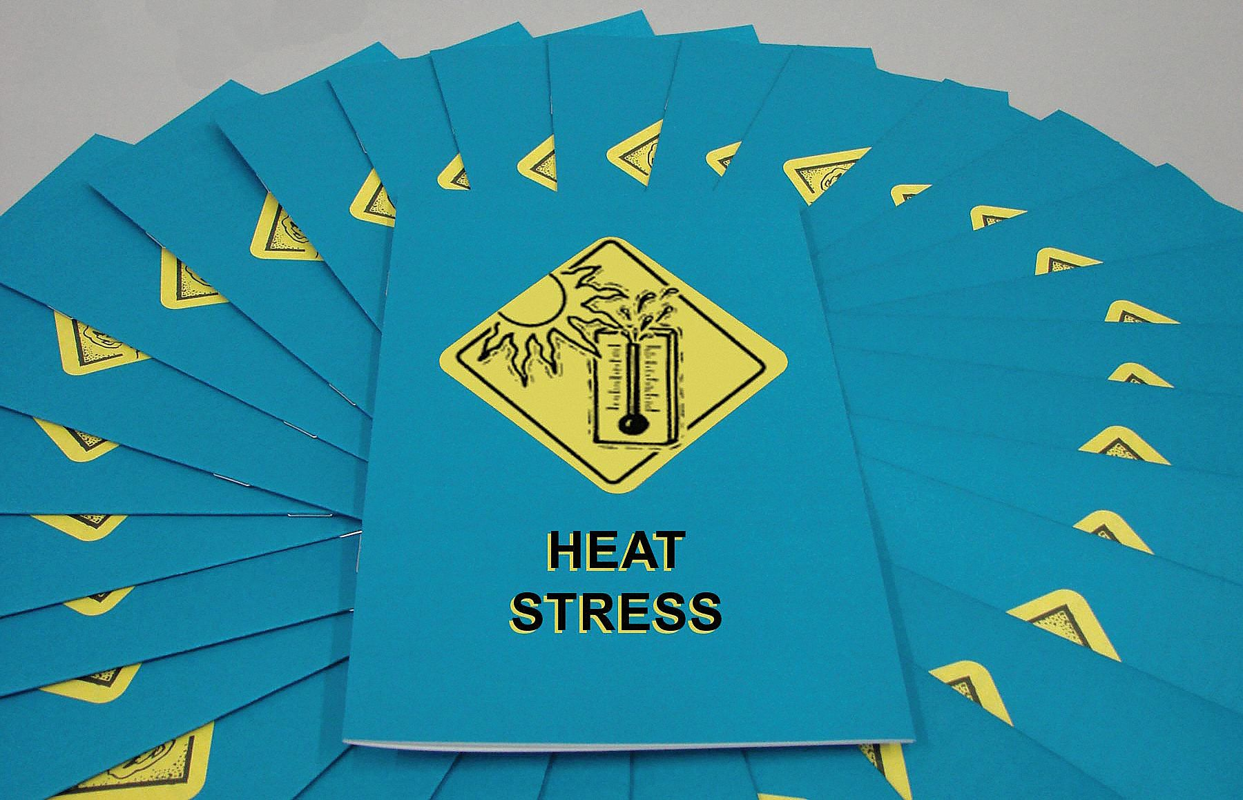 Book/Booklet,  Heat Stress,  English,  PK 15