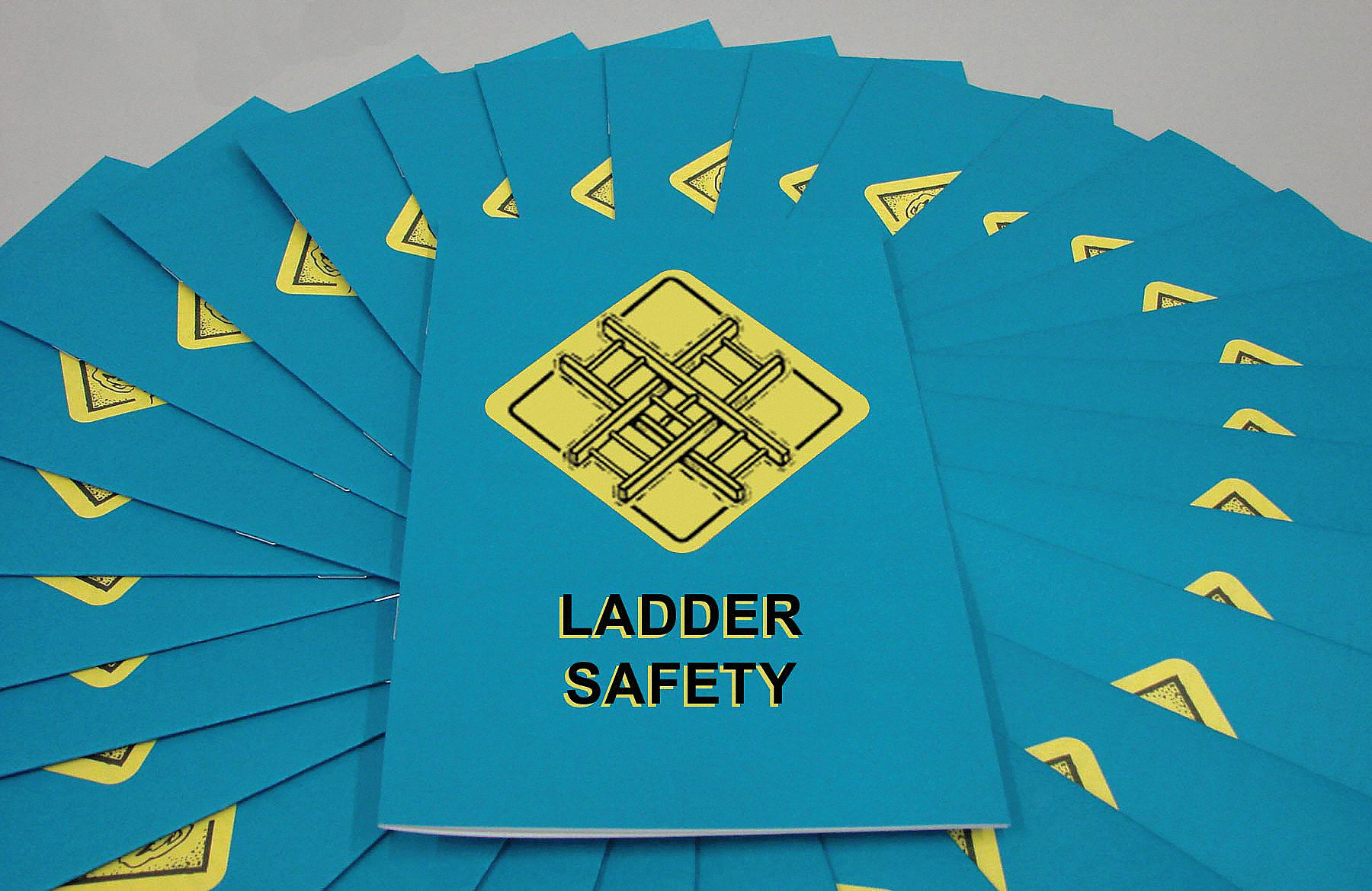 Book/Booklet,  Ladder Safety,  English,  PK 15