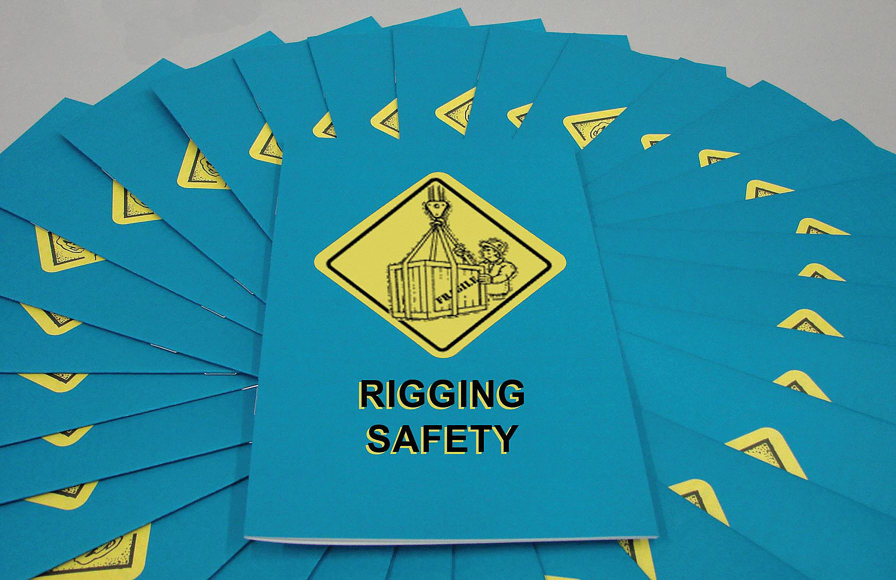 Book/Booklet,  Machine Safety,  English,  PK 15