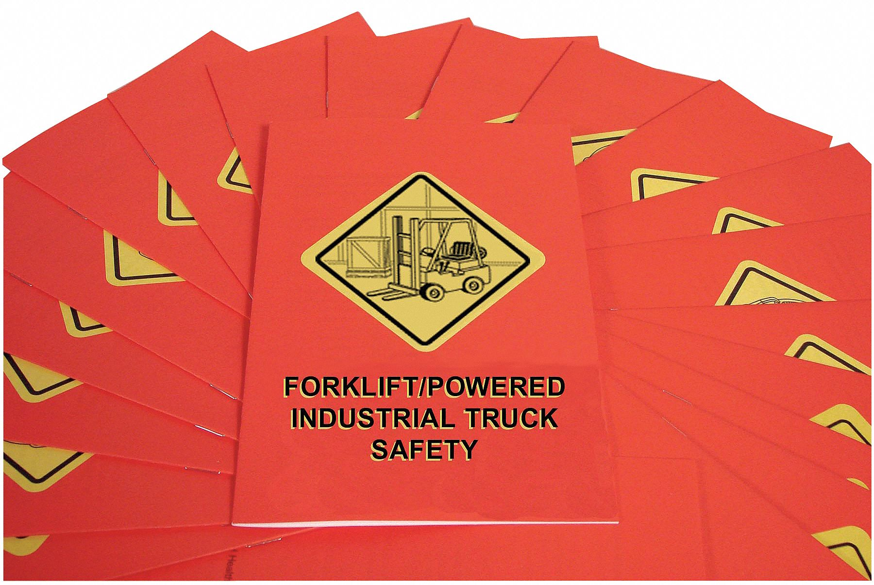 Book/Booklet,  Forklift Safety,  English,  PK 15