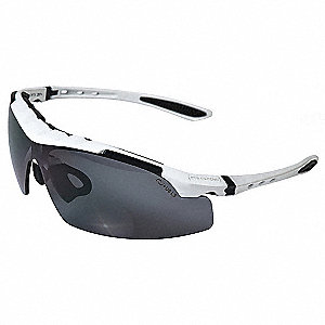 Anti-Fog Protective Goggles, Smoke/Yellow/Clear Lens Color