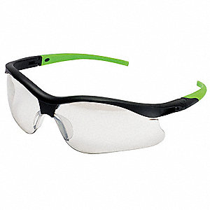 V30 Nemesis S (Small) Scratch-Resistant Safety Glasses, Indoor/Outdoor Lens Color