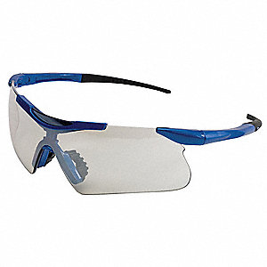 V60 Nemesis Safety Inserts Anti-Fog, Scratch-Resistant Safety Glasses, Indoor/Outdoor Lens Color