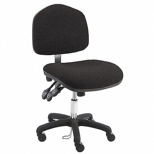 Benchpro silla ergon mica tela negro sillas para cuartos for Precio de sillas ergonomicas