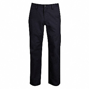"Pants. Size: 40"" x 34"", Fits Waist Size: 40"", Inseam: 34"", Navy"
