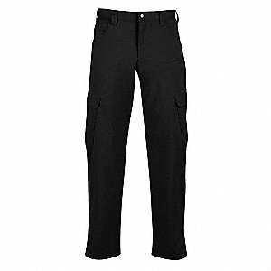 "Pants. Size: 34"" x 36"", Fits Waist Size: 34"", Inseam: 36"", Black"