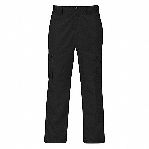 "EMS Pants. Size: 54"" x 37-1/2"", Fits Waist Size: 54"", Inseam: 37-1/2"", Black"