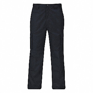 EMS Pants,38in x 32in,Regular,Navy